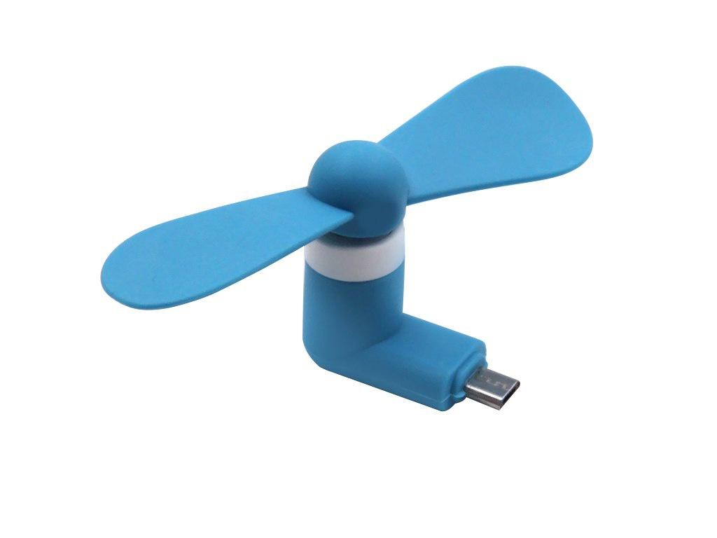 Вентилятор от USB СмеХторг Мини (Mini USB)