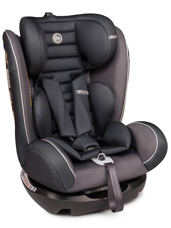 Автокресло Happy Baby Spector Graphite 4690624026270