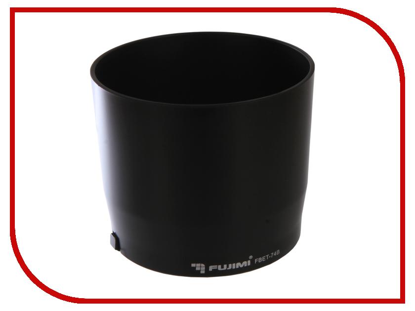 Бленда Fujimi FBET-74B для Canon EF 70-300mm f/4-5.6 IS II USM 1547 объектив canon ef 70 300mm f 4 5 6l is usm