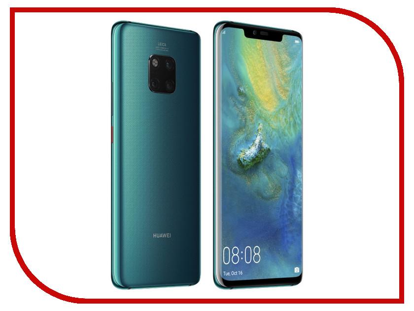 где купить Сотовый телефон Huawei Mate 20 Pro 6/128GB Emerald Green по лучшей цене