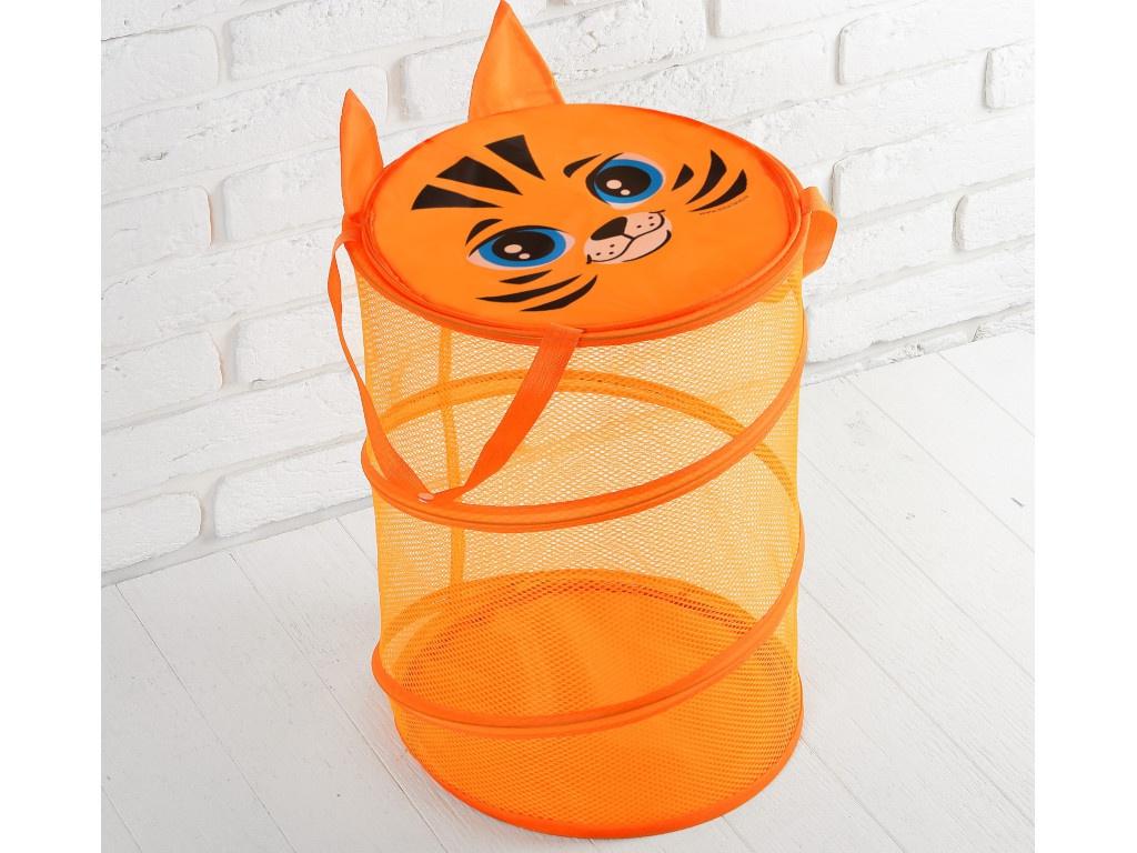 Корзина для игрушек Школа талантов Тигр 2951949