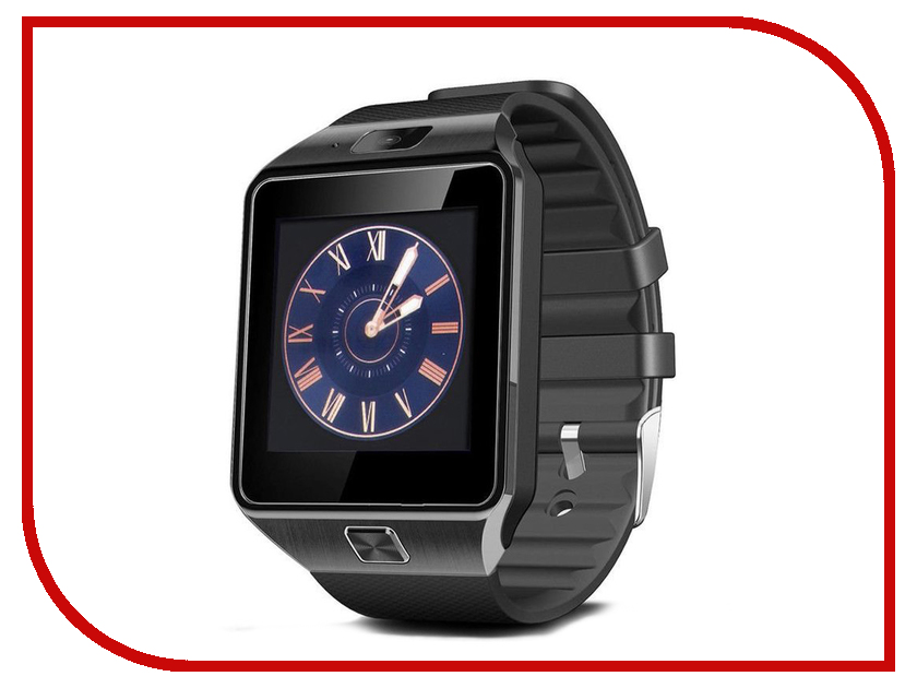 Умные часы Colmi DZ09 Black