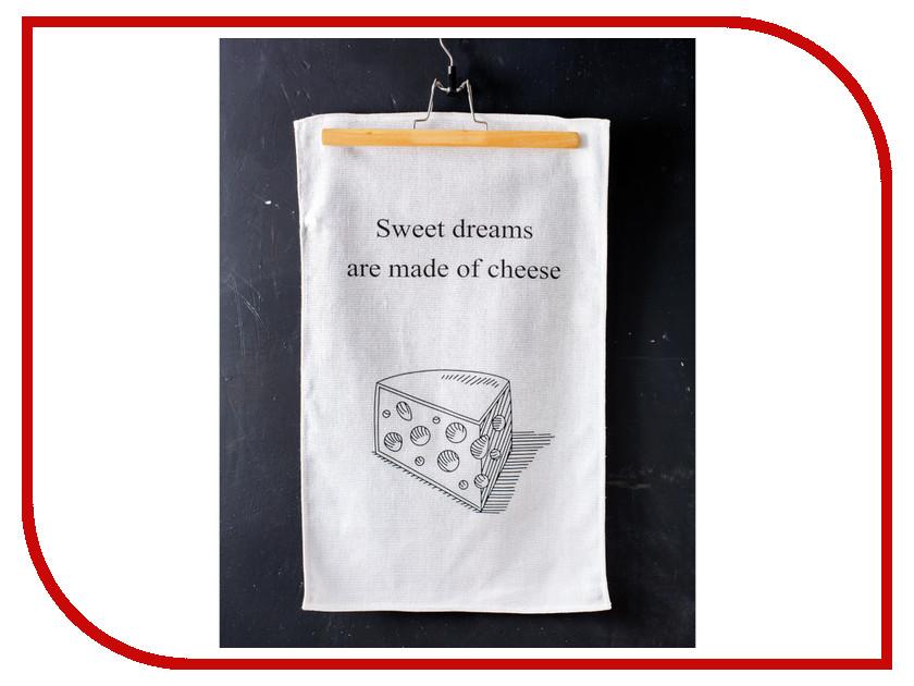 Полотенце Spany Cheese 35x61cm 3692586
