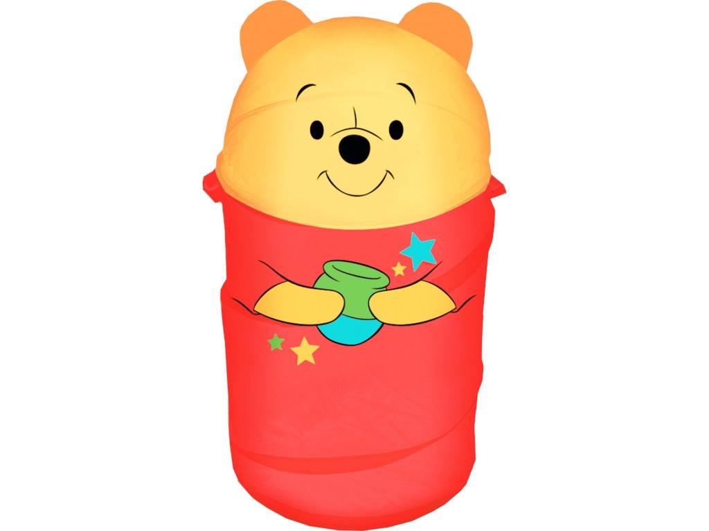 Корзина для игрушек Disney Медвежонок Винни и его друзья 2732135