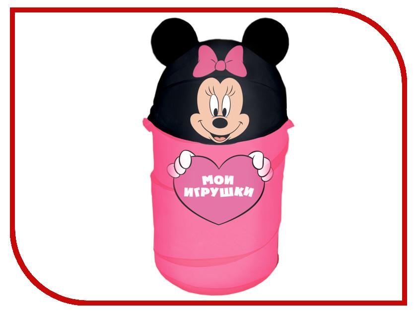 Корзина для игрушек Disney Мои игрушки Минни Маус 2732137