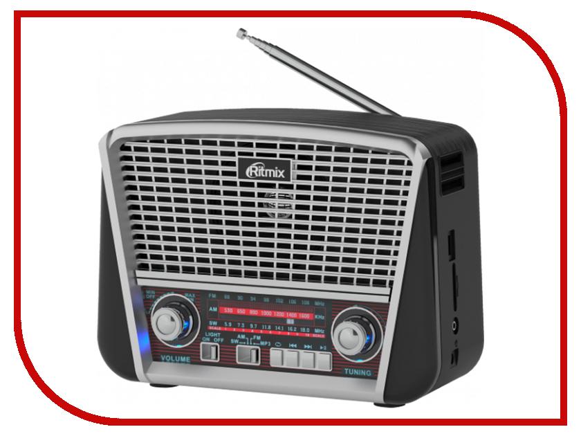 Радиоприемник Ritmix RPR-065 Grey видеорегистратор prestige hd 065