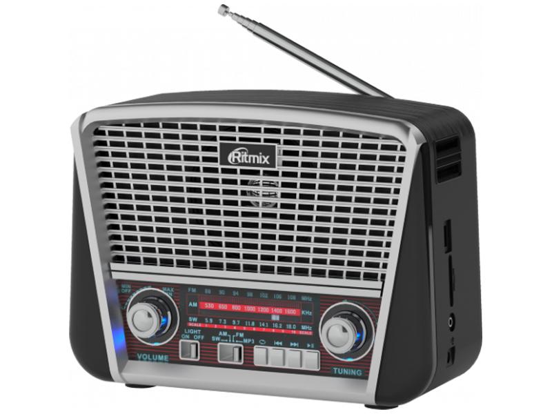 Радиоприемник Ritmix RPR-065 Grey все цены