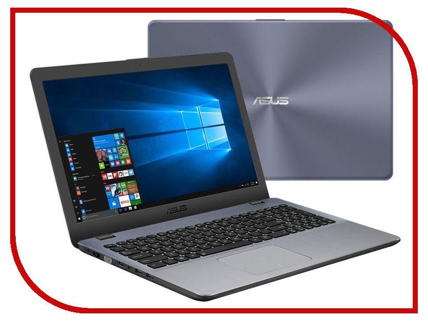 Ноутбук ASUS VivoBook X542UF-DM532T 90NB0IJ2-M07700 Grey (Intel Core i3-8130U 2.2 GHz/6144Mb/1000Gb/No ODD/nVidia GeForce MX130 2048Mb/Wi-Fi/Bluetooth/Cam/15.6/1920x1080/Windows 10 64-bit) цена и фото