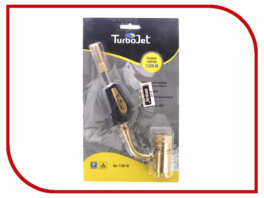 Газовая горелка TurboJet TJ99-M газовая горелка kovea ткв 9703 1l со шлангом