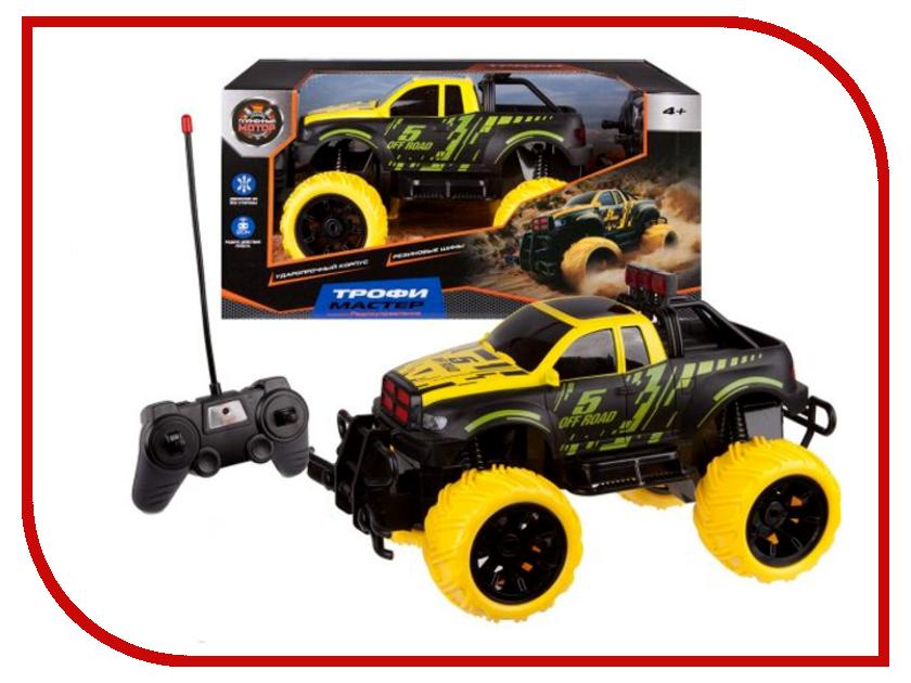 Игрушка Пламенный мотор Трофи Профессионал Black-Yellow 870318