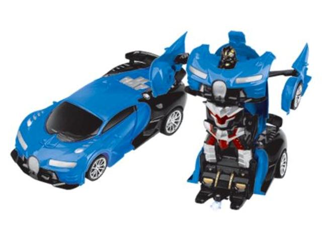 Игрушка Пламенный мотор Космобот Калисто Blue 870336