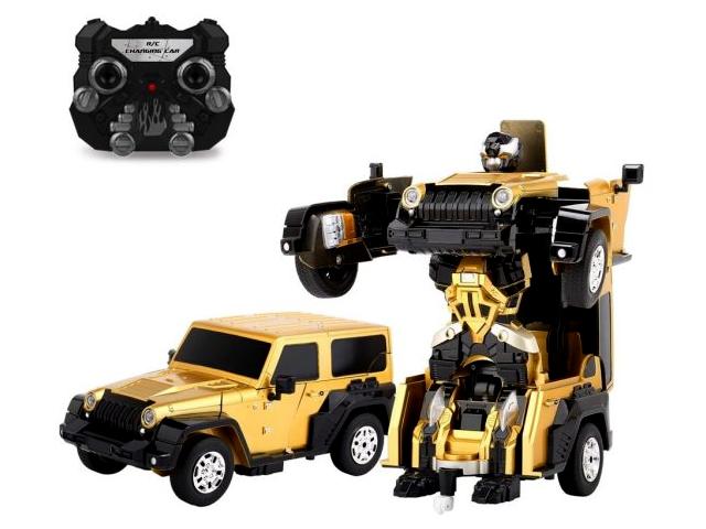 Игрушка Пламенный мотор Космобот Осирис Yellow 870341