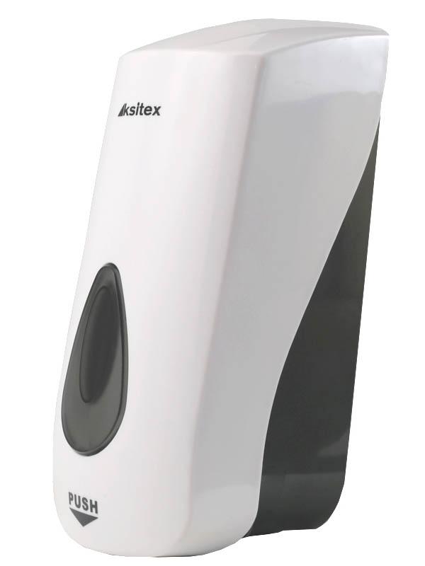 Дозатор Ksitex SD-1068AD-1000 для жидкого мыла White цена в Москве и Питере