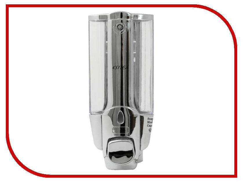 Дозатор Ksitex SD-1628K-300 для жидкого мыла Chrome дозатор bxg sd 2011