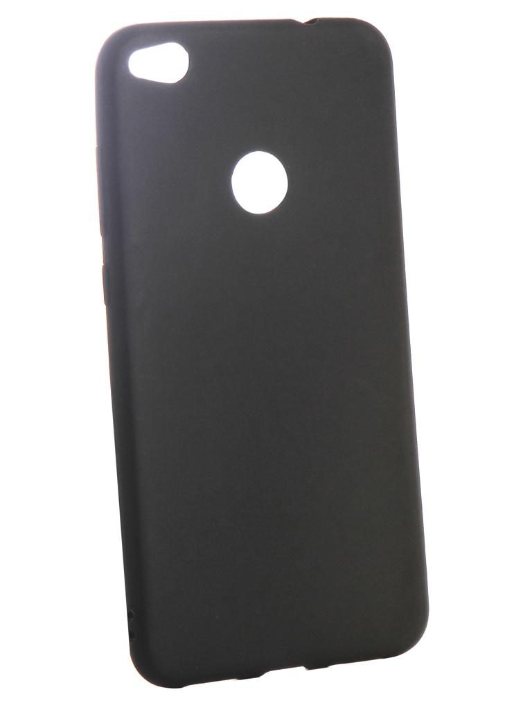 Аксессуар Чехол Ubik для Honor 8 Lite TPU Black 13133 аксессуар чехол ubik для samsung a8 tpu black 31358