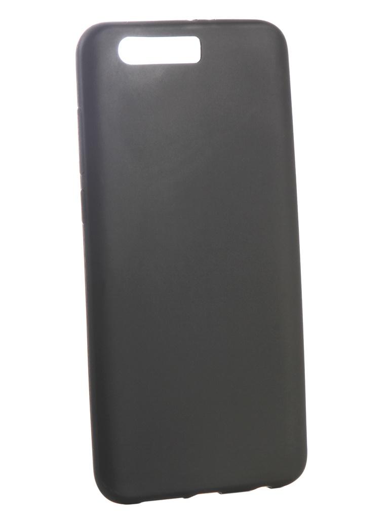 Аксессуар Чехол Ubik для Honor 9 TPU Black 131336