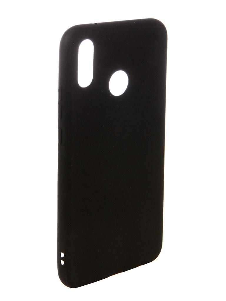 Аксессуар Чехол Ubik для Huawei P20 Lite TPU Black 131333