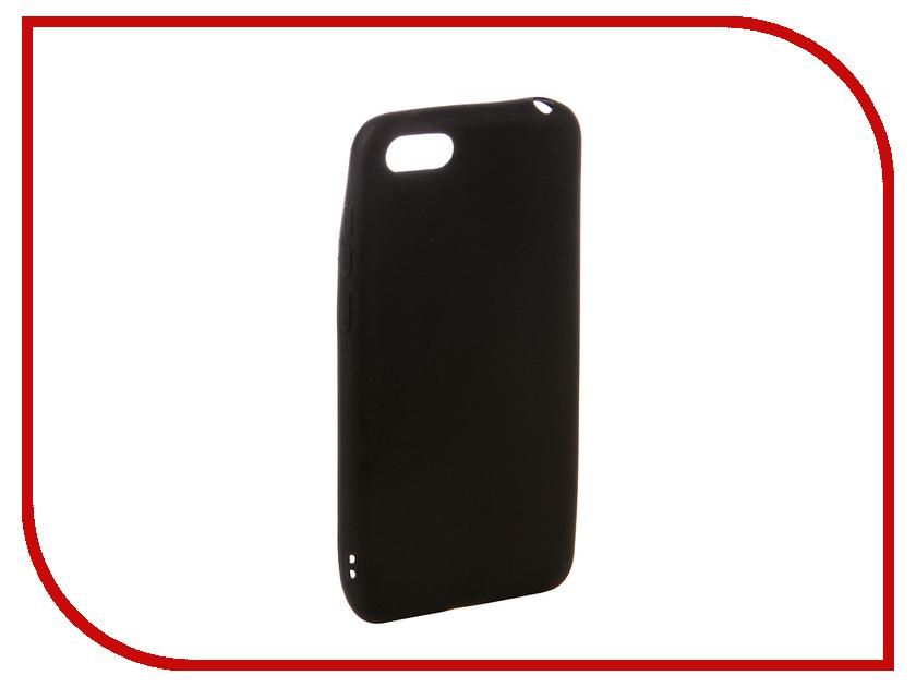 Аксессуар Чехол для Huawei Y5 2018 Ubik TPU Black 131334 смартфон huawei y5 2018 black