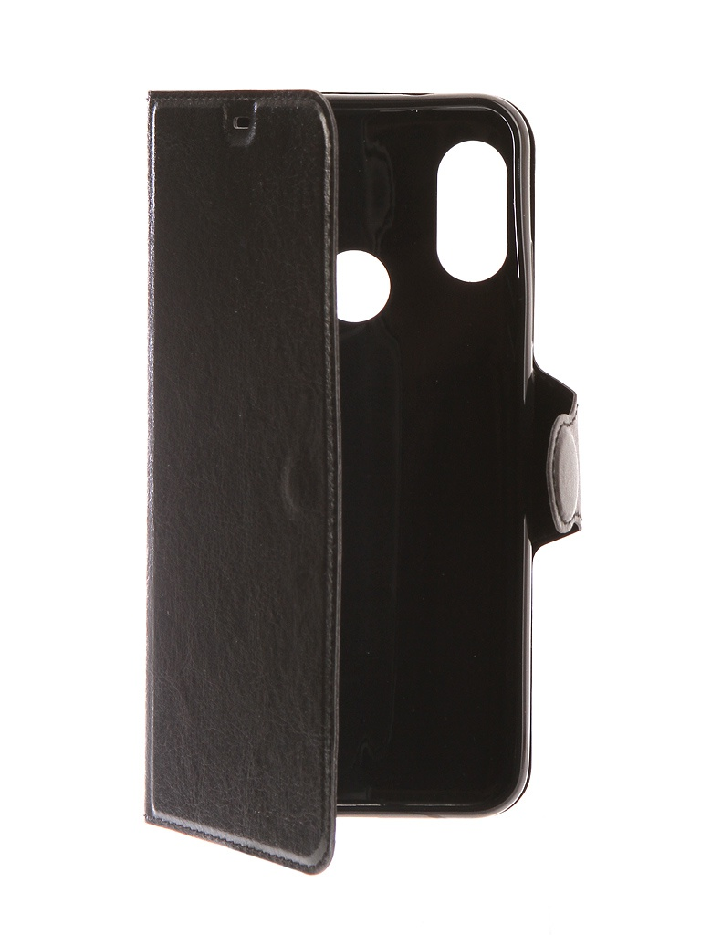 Аксессуар Чехол Red Line для Xiaomi Redmi 6 Pro Book Type Black УТ000016619 аксессуар аксессуар чехол для xiaomi redmi 5a red line book type black ут000014589