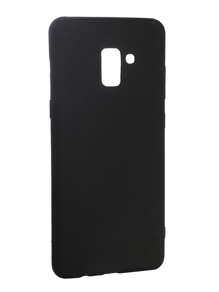Аксессуар Чехол Ubik для Samsung A750 TPU Black 31361 аксессуар чехол ubik для samsung a8 tpu black 31358