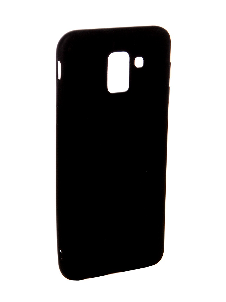 Аксессуар Чехол Ubik для Samsung J6 TPU Black 31366