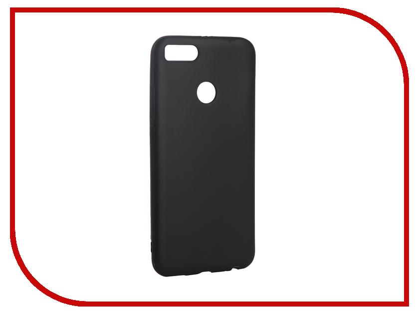 Аксессуар Чехол для Xiaomi Mi A1 Ubik TPU Black 31351 аксессуар чехол для xiaomi mi a1 neypo soft touch black st3324
