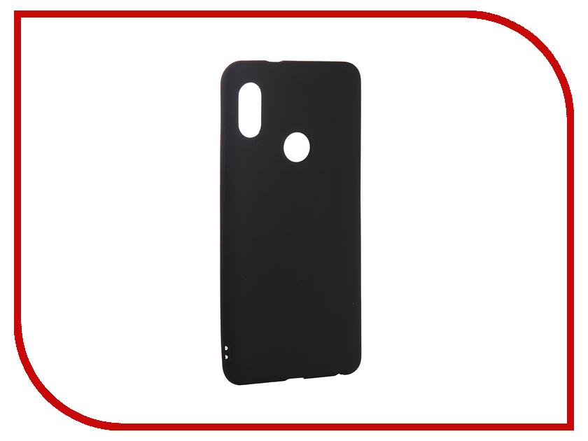 Аксессуар Чехол для Xiaomi Note 5 Ubik TPU Black 31343 eichholtz аксессуар