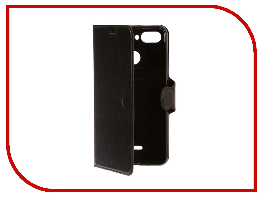 Аксессуар Чехол для Xiaomi Redmi 6 Red Line Book Type Black УТ000016620 uniel ulo cl120 40w nw silver