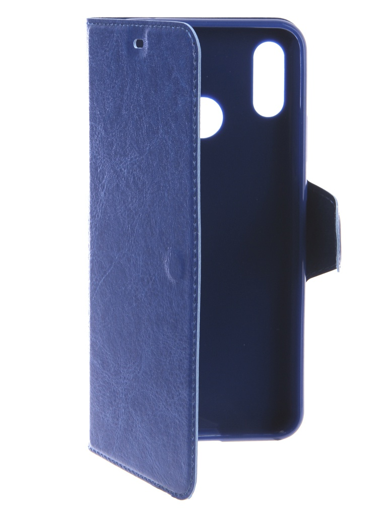Аксессуар Чехол Red Line для Huawei Nova 3 Book Type Blue УТ000016623 аксессуар чехол red line для huawei nova 4 book type black ут000017285
