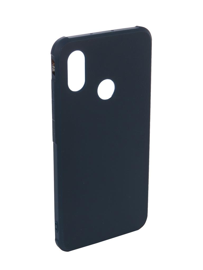 Аксессуар Чехол Red Line для Xiaomi Mi8 Extreme Blue УТ000016754 цена и фото