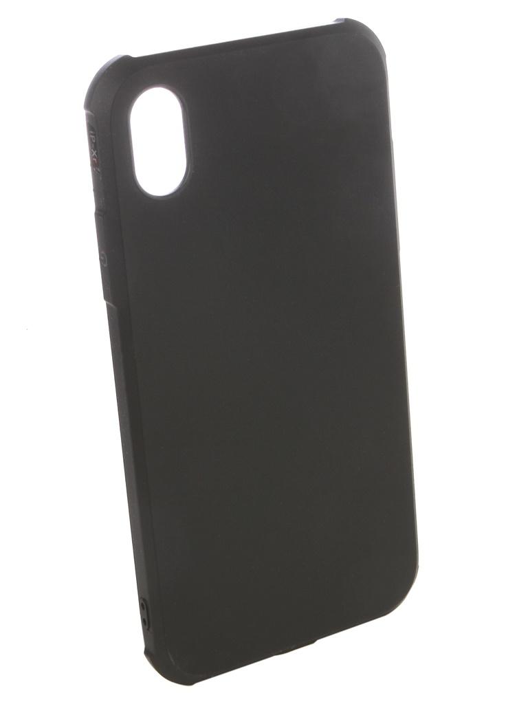 Аксессуар Чехол Red Line для APPLE iPhone XR Extreme Black УТ000016124