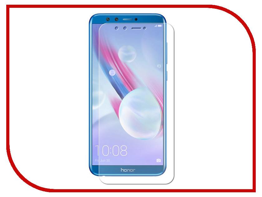 Гибридная защитная пленка для Honor 9 Lite / 9 Lite Premium Red Line УТ000016905 аксессуар защитная пленка для huawei honor 9 lite red line tpu full screen ут000014960