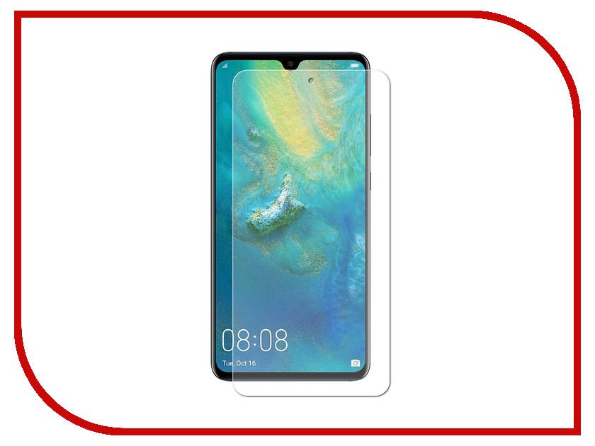 Аксессуар Гибридная защитная пленка для Huawei Mate 20 Red Line УТ000016908