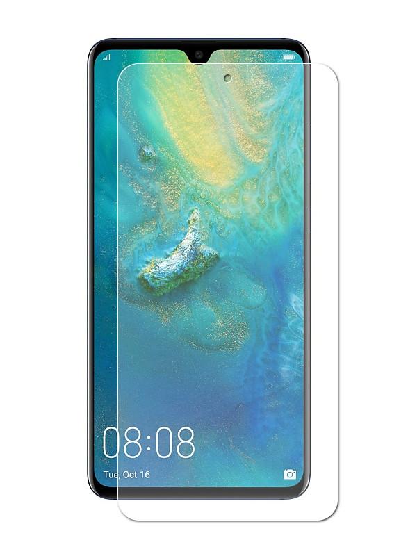 где купить Аксессуар Гибридная защитная пленка Red Line для Huawei Mate 20 УТ000016908 дешево