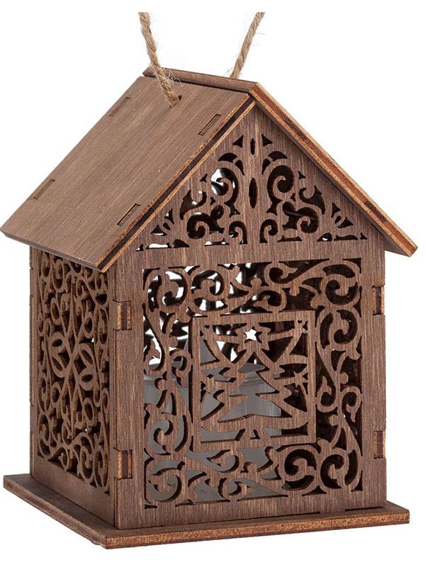 Проект 111 Уютный домик Dark Wood 10232