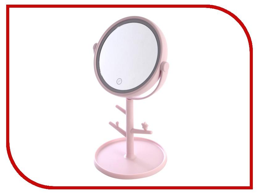Зеркало косметическое Эврика №1 с подсветкой 98963