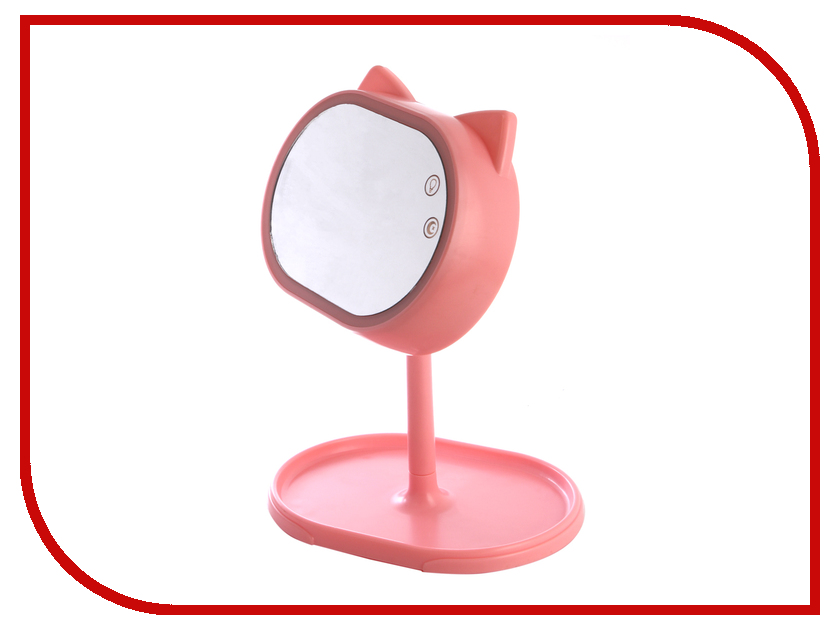 Зеркало косметическое Эврика №3 с подсветкой 98965