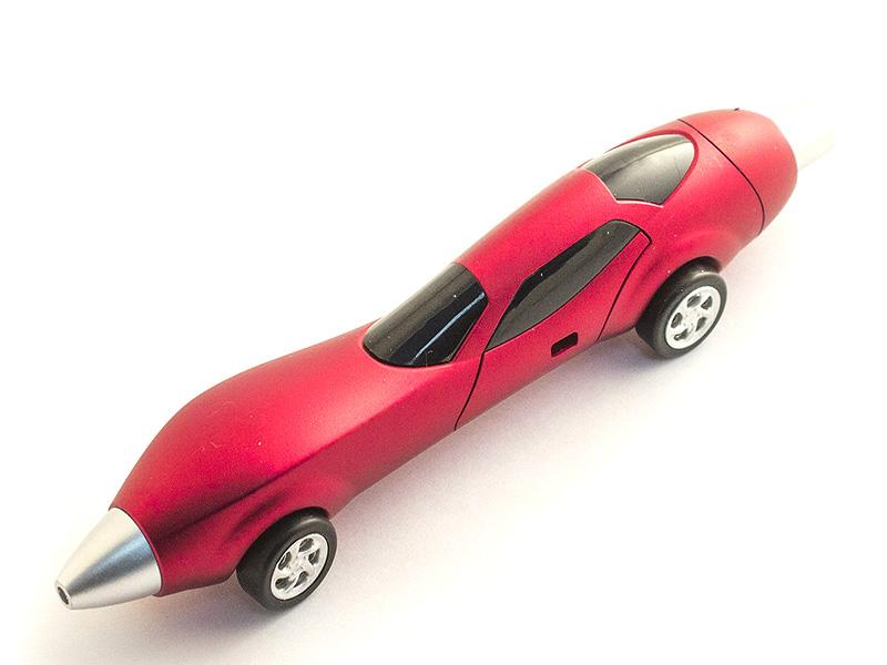 Ручка Эврика Авто №2 Red 98519
