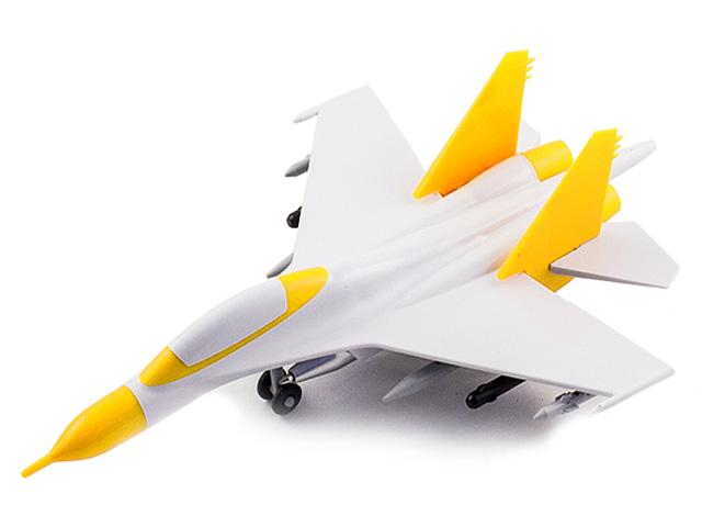Ручка двойная Эврика Самолет №2 97893