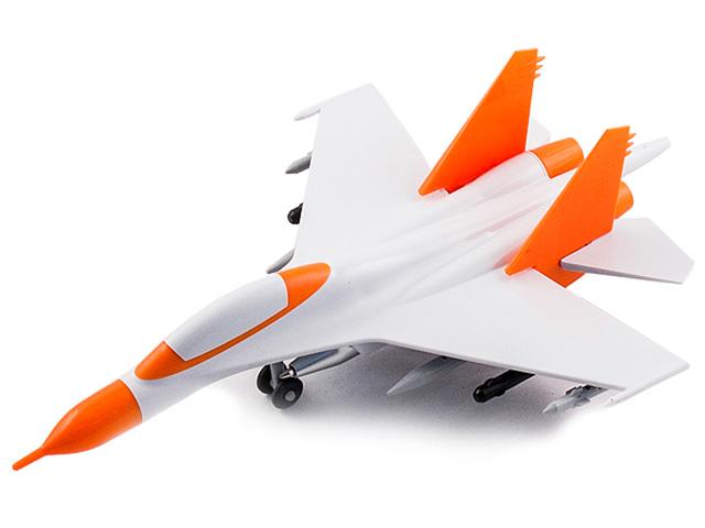 Ручка двойная Эврика Самолет №4 97895