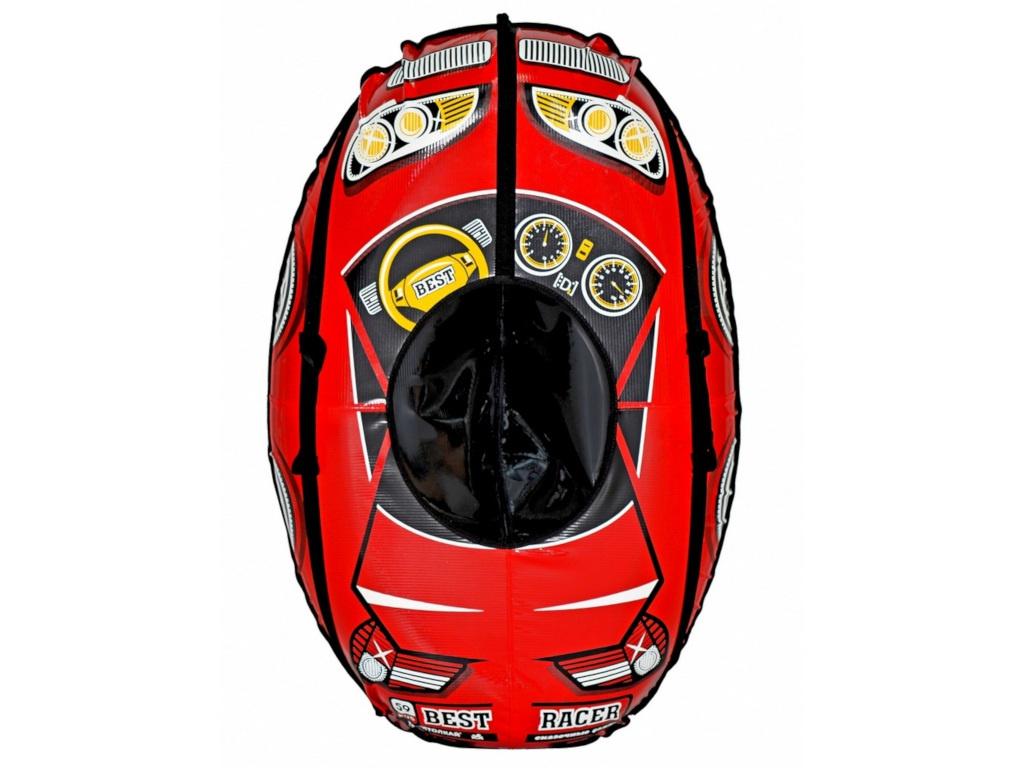 Тюбинг RT Машинка Best Racer 110 см Red