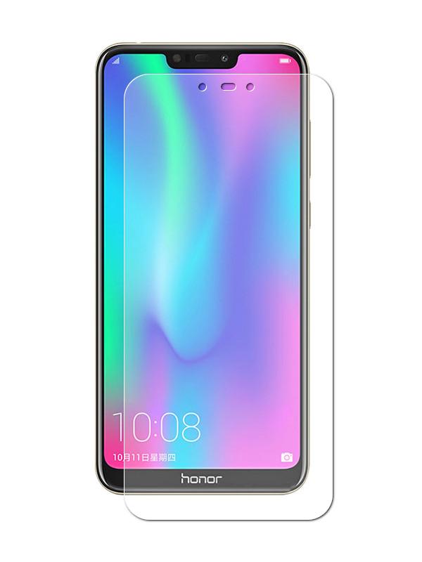 Аксессуар Защитный экран Red Line для Honor 8C Tempered Glass УТ000016749 protective glass red line for huawei honor 7x