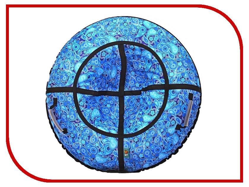 Тюбинг RT Русский Узор 100cm Light Blue тюбинг rt узор хохлома 110cm