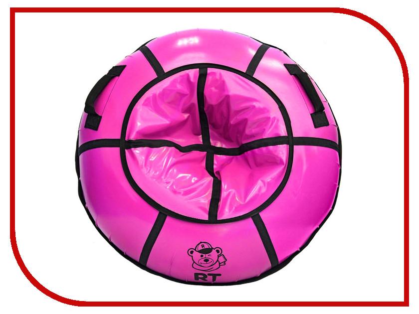 Тюбинг RT 100cm с пластиковым дном Pink 3 5mm trs male to male flat audio cable deep pink 100cm length