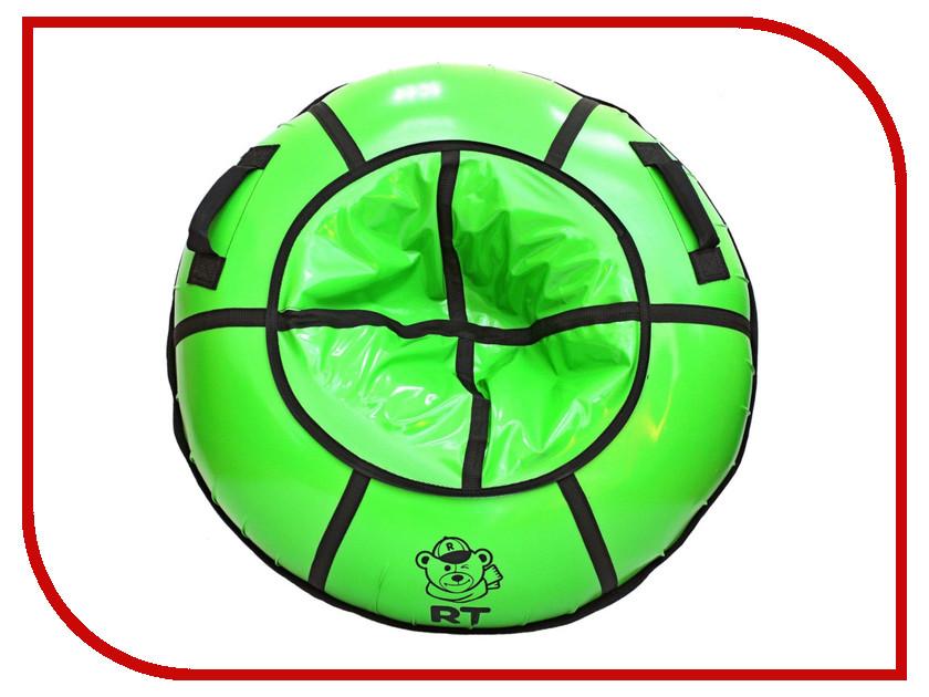 Тюбинг RT 100cm с пластиковым дном Green тюбинг rt якорь 118см