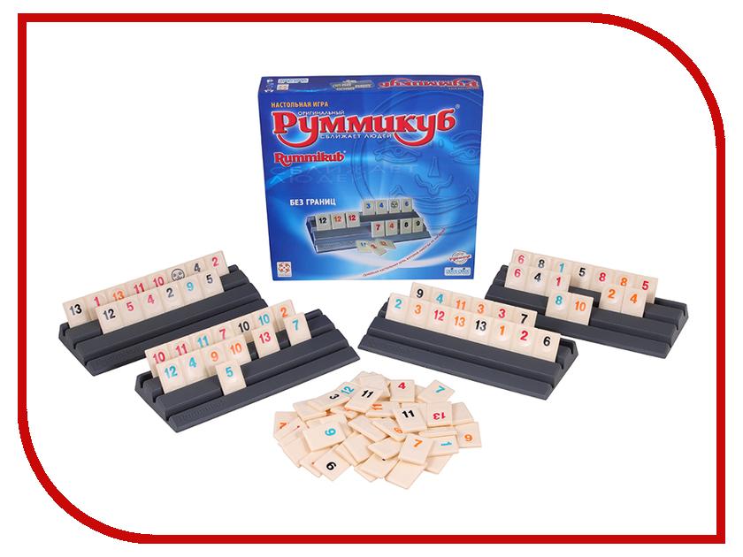 Настольная игра Стиль жизни Руммикуб. Без границ БП-00002010 стиль жизни настольная игра стиль жизни доббль цифры и формы