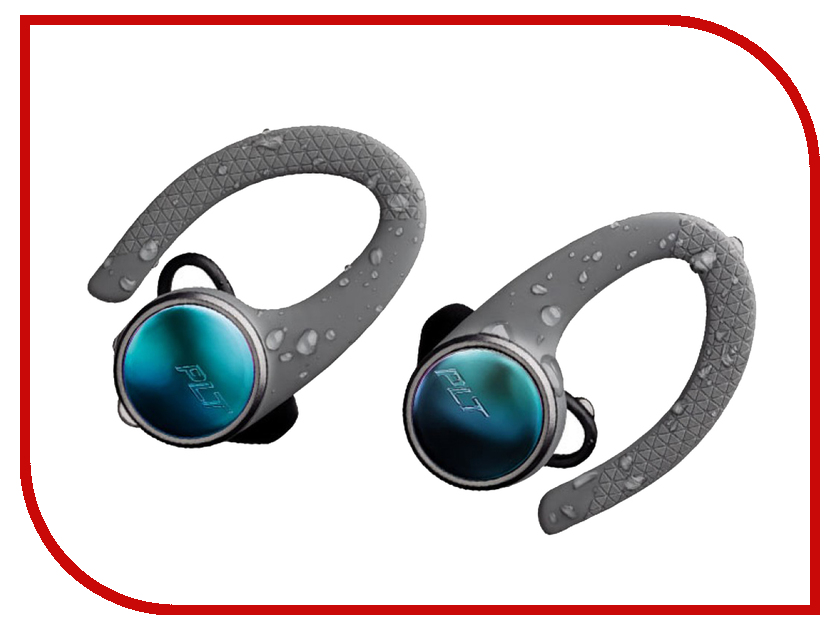 все цены на Plantronics BackBeat FIT 3100 Grey онлайн