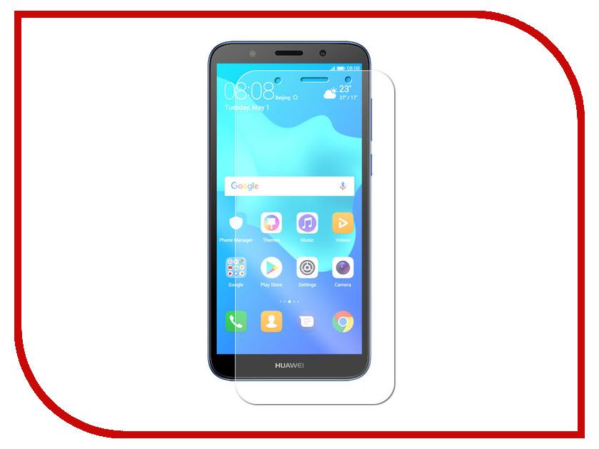 Аксессуар Защитный экран для Huawei Y5 Prime 2018 Red Line Tempered Glass УТ000015592