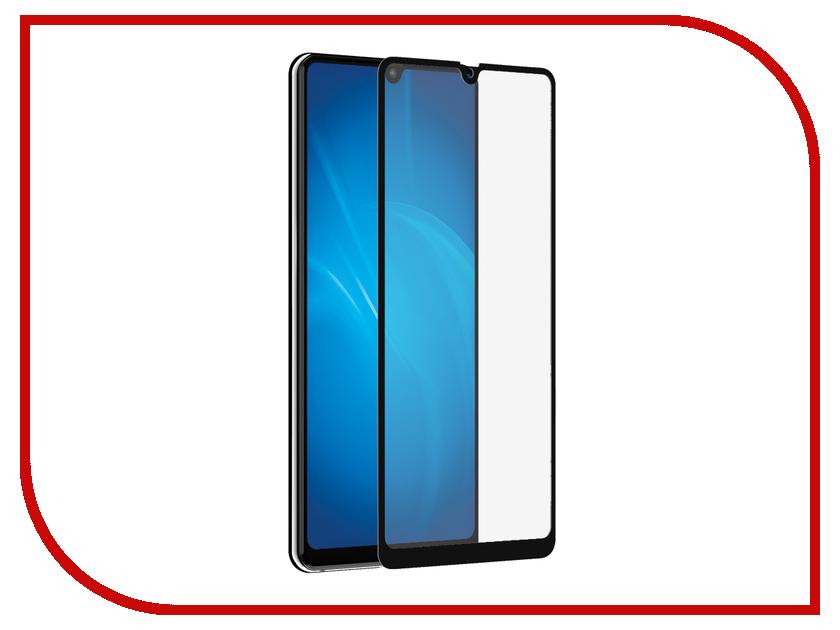 все цены на Аксессуар Закаленное стекло для Huawei Mate 20 DF Full Screen + Full Glue hwColor-81 Black Frame
