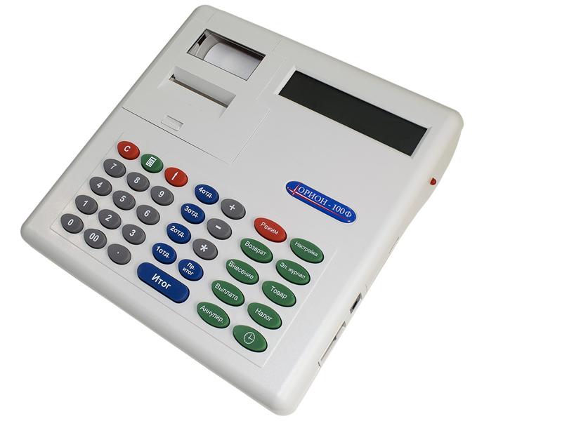 Кассовый аппарат Орион 100Ф Wi-Fi с фискальным накопителем касса shantou кассовый аппарат